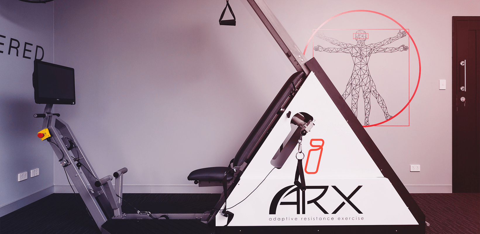 Intense Health Interlude Training System ARX Fit Australia Training Chamber