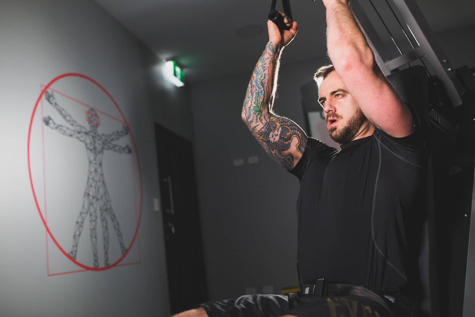 Intense Health Perth Personal Training and Nutrition - Sternght Training with ARX Fit Adaptive Resistance Exercise